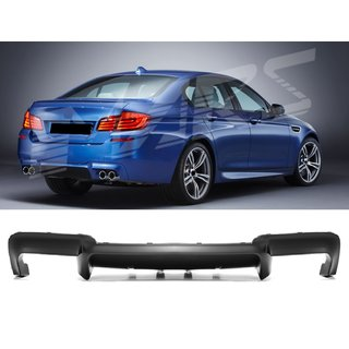 For Bmw 5 Series F10 M-Tech Look 4 Pipe Diffuser